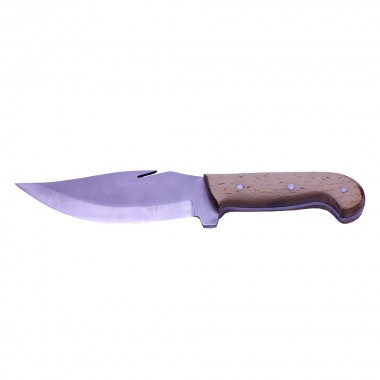 Ahşap Sap Av Bıçağı